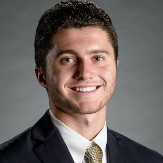 Austin Broth, Associate Advisor
