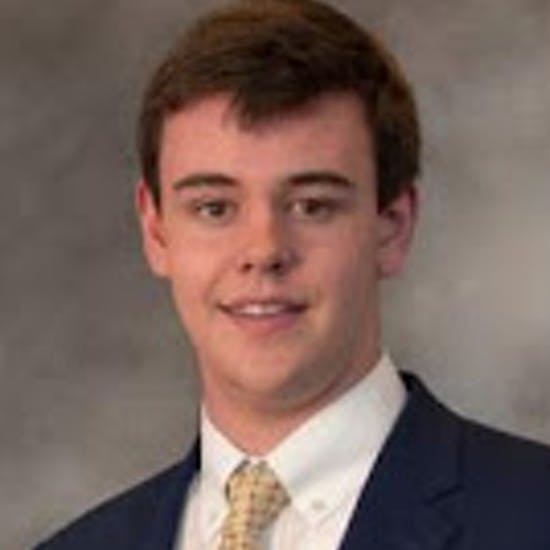 Gavin Conlon, Associate Advisor