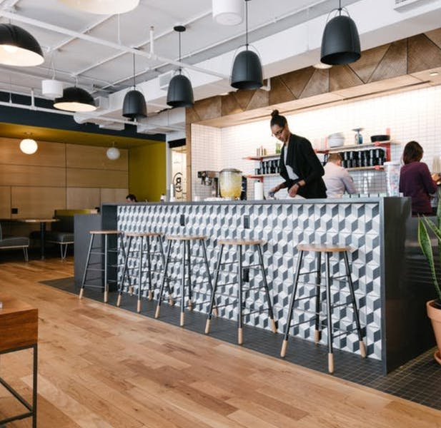 CoWorking at 125 S Clark St