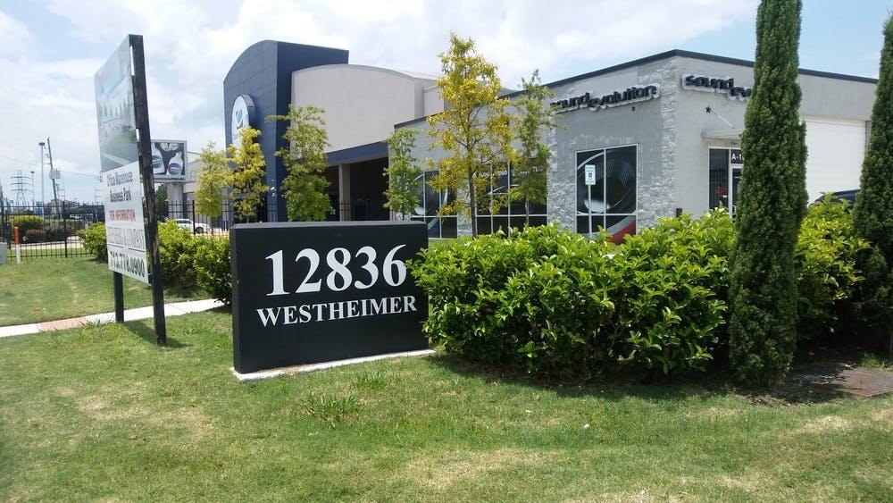 12836 Westheimer Rd bldg A
