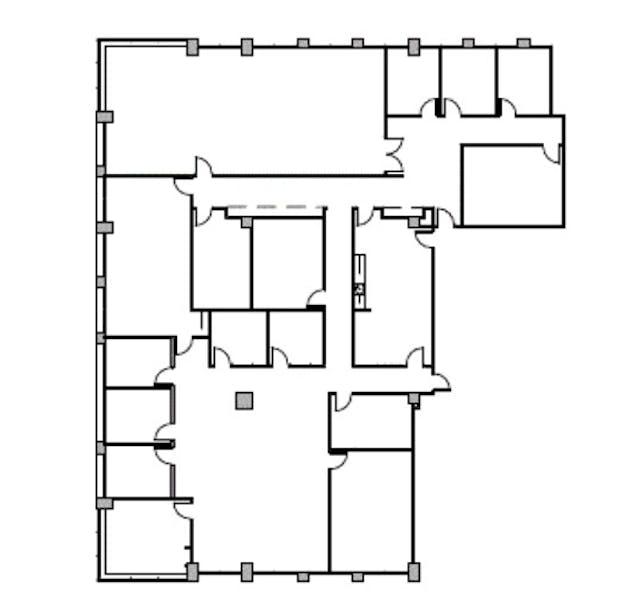 Suite 220 / 7,090 SF/ $11,226 + Expenses