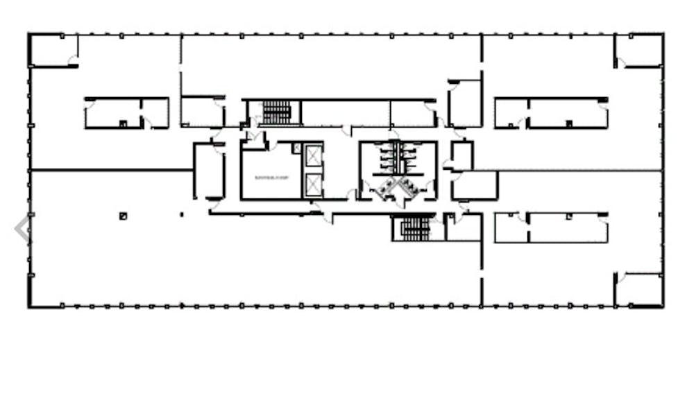 Suite 200 / 20,640 SF/ $29,240 + Expenses