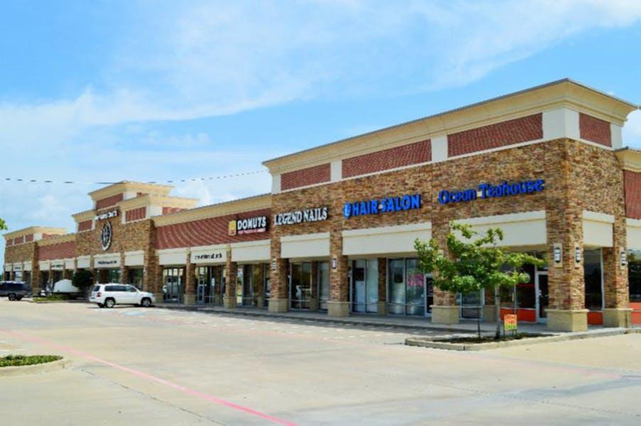 Katy Briar Shopping Center