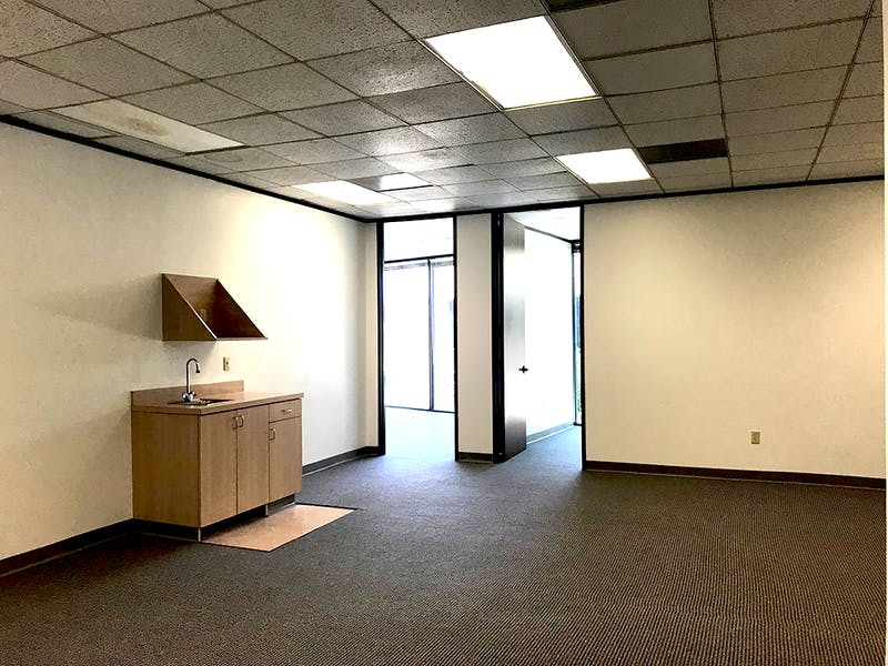 Suite A210 / 1,274 SF/ $1,380 + Expenses