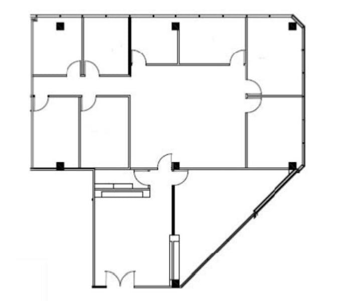 Suite 150 / 3,104 SF/ $4,527