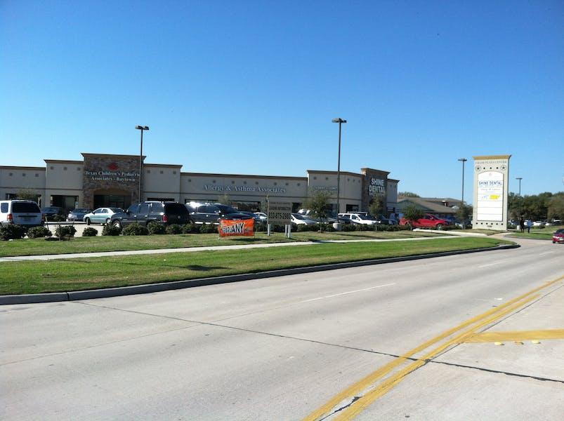Chase Plaza Center