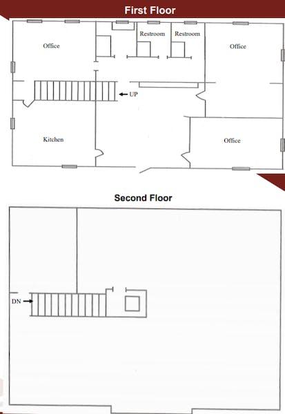 Suite Bldg / 3,672 SF/ $7,650 + Expenses