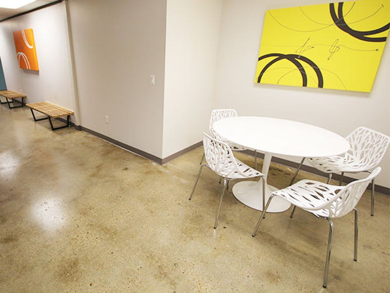 Suite 2-0460F / 439 SF/ $640 + Expenses