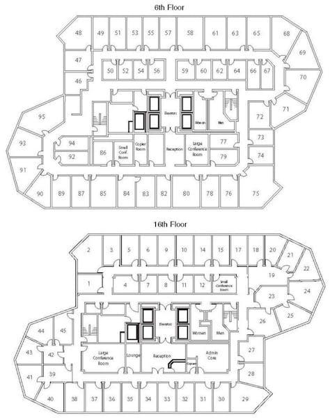 Suite Window Office / 150 SF/ $1,050