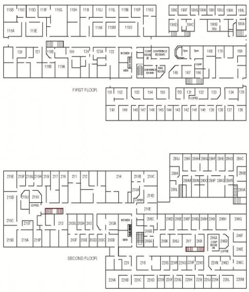 Suite Interior Office / 100 SF/ $475