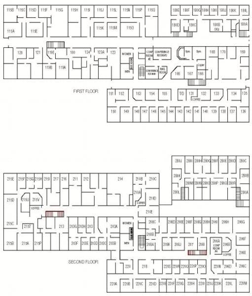Suite Window Office / 260 SF/ $1,560