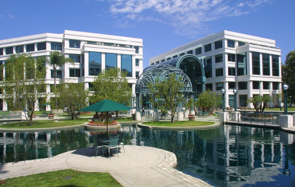Business Workspaces and Meeting Rooms at The Water Garden