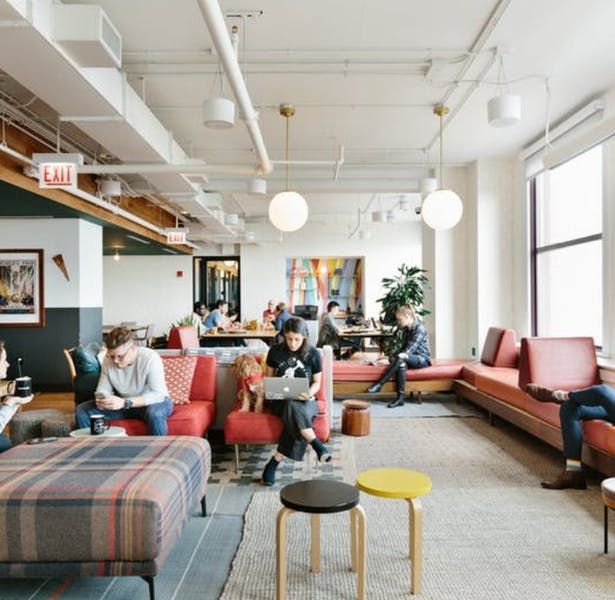 CoWorking at 332 S Michigan Ave