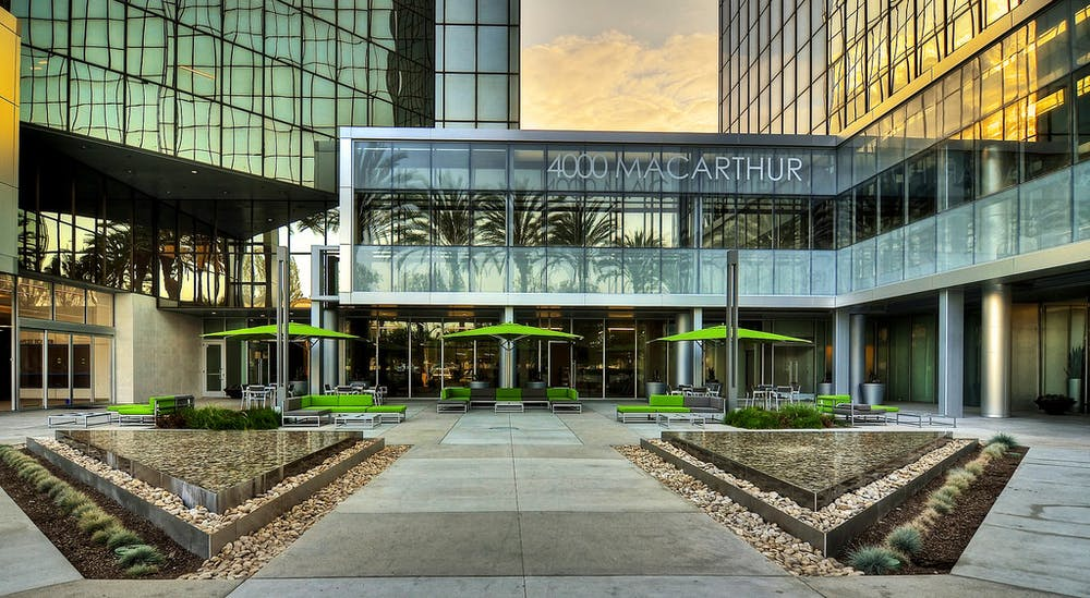 Business Workspaces & Meeting Rooms at 4000 MacArthur Blvd