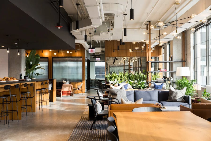CoWorking at 600 Wilshire Blvd