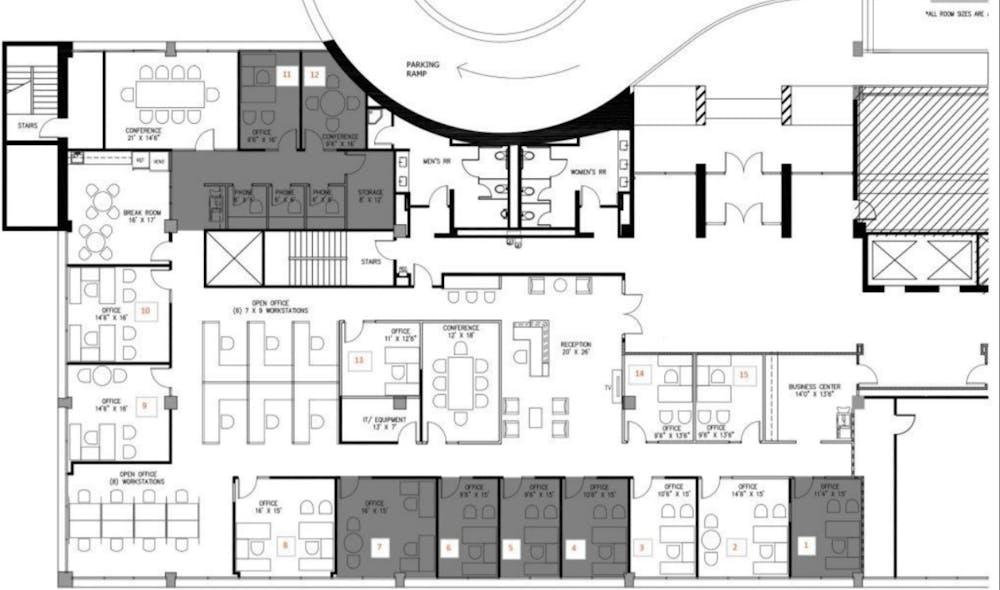 Suite Suite Flex-13 / 140 SF/ $925