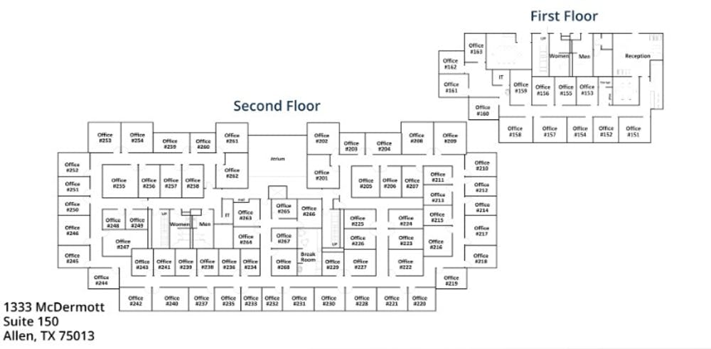 Suite Virtual Office / 10 SF/ $195