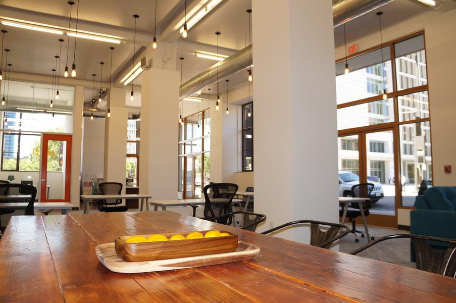 CoWorking @ The Katy Building