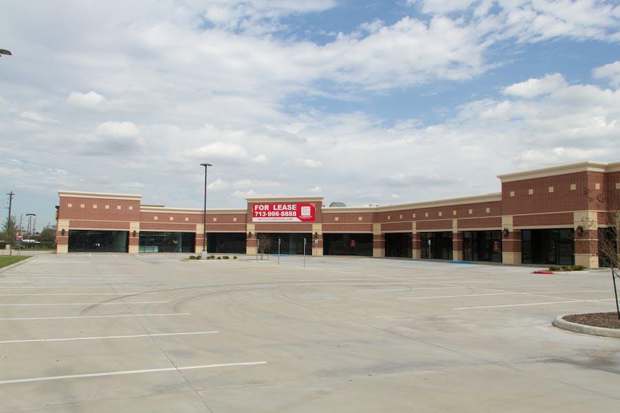 Katy Mills Plaza