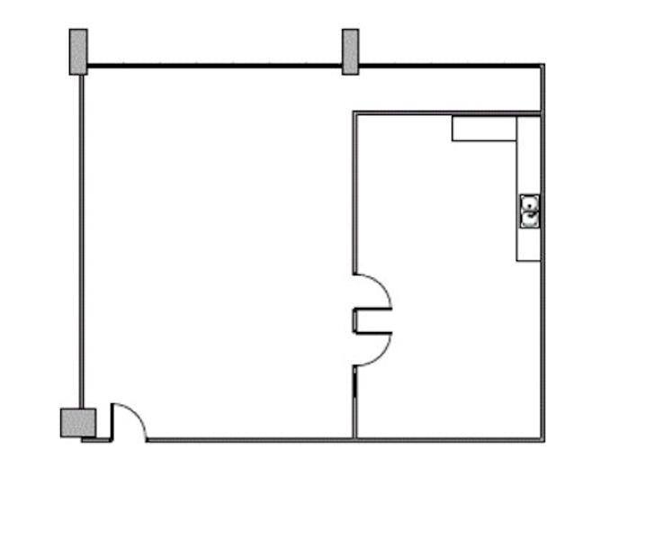 Suite E-250 / 1,900 SF/ $2,320