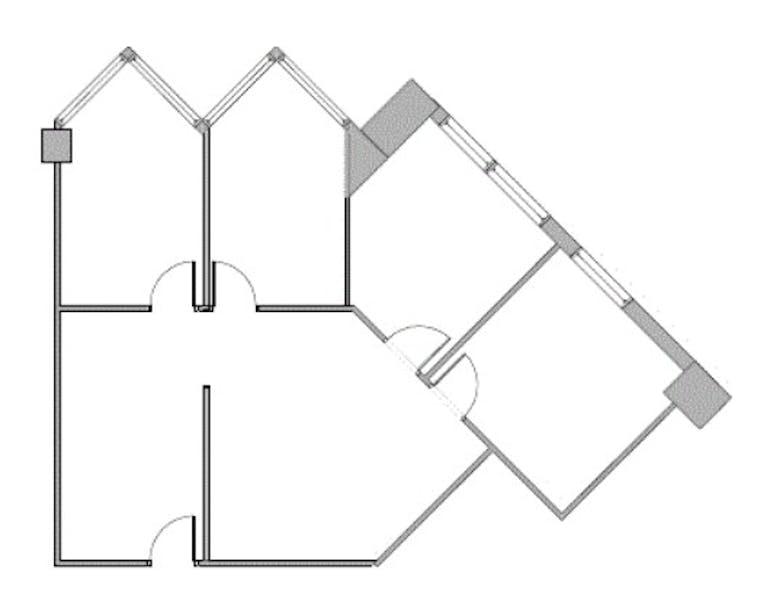 Suite 14080 / 1,770 SF/ $2,792 + Electricity