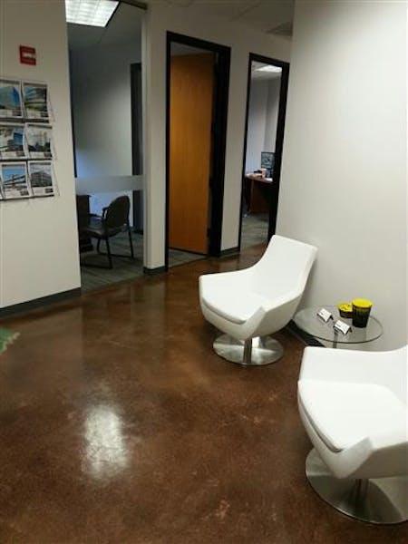 Suite 105 / 1,432 SF/ $3,222 + Electricity
