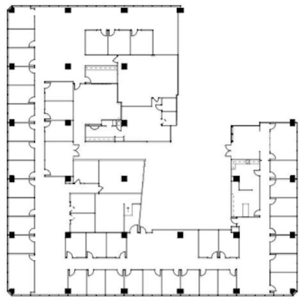 Suite N2200 / 19,602 SF/ $42,471 + Electricity