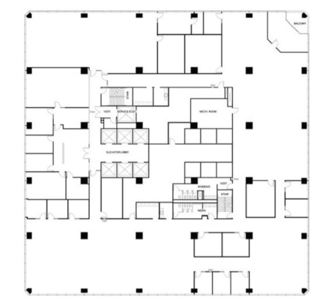 Suite N700 / 23,192 SF/ $42,519 + Electricity