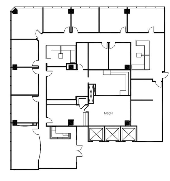 Suite S1600 / 6,661 SF/ $14,432 + Electricity