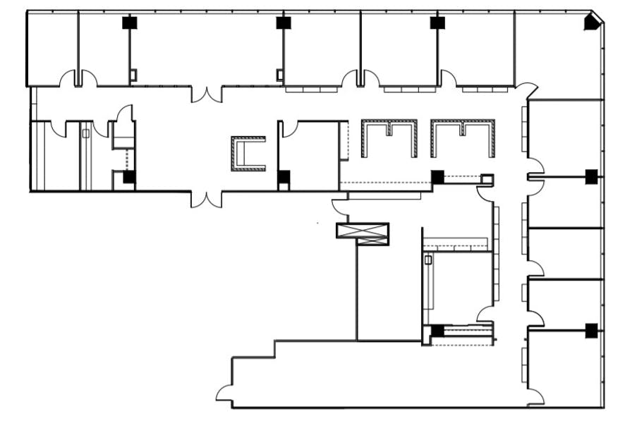 Suite S2350 / 7,235 SF/ $15,676 + Electricity