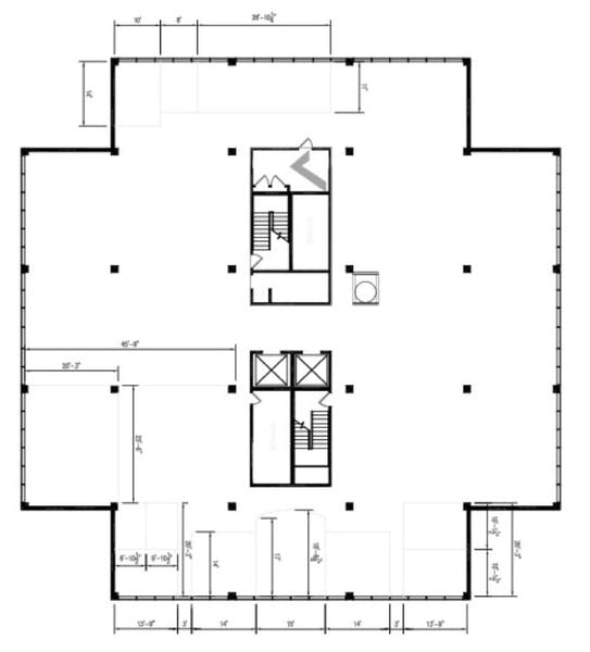 Suite 400 / 8,000 SF/ $12,000
