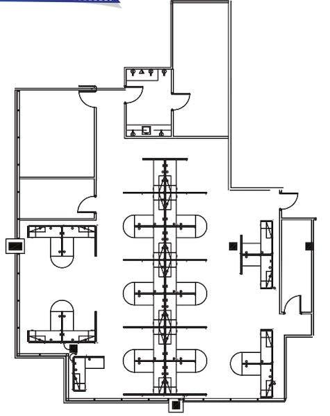 Suite 2250 / 3,773 SF/ $5,188 + Electricity