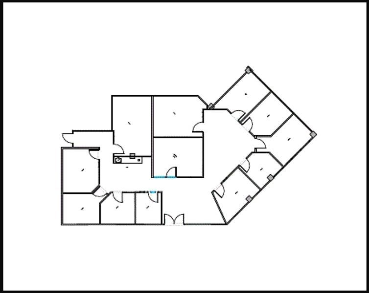 Suite 260.01 / 2,904 SF/ $3,630 + Electricity