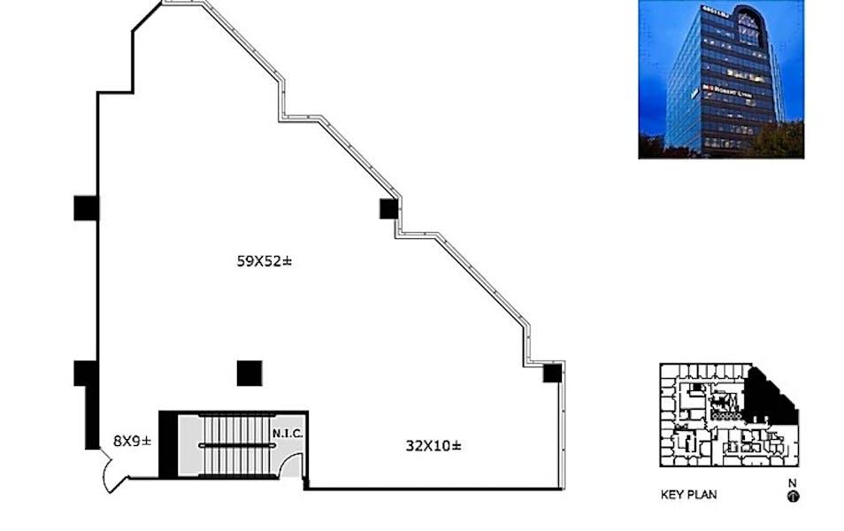 Suite 560 / 2,890 SF/ $6,503 + Electricity
