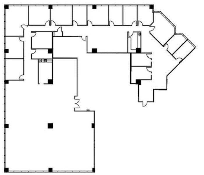 Suite 600 / 10,501 SF/ $24,502 + Electricity