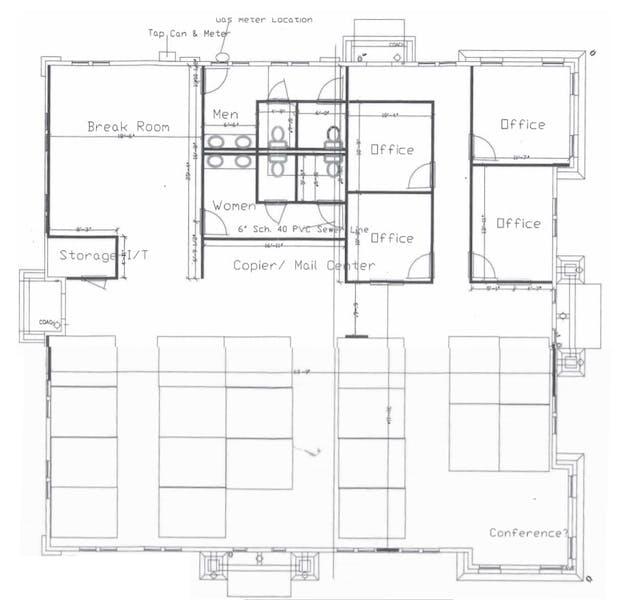 Suite Bldg 2 / 3,727 SF/ $8,917