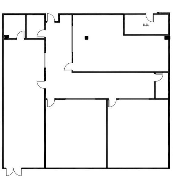 Suite G1250 / 4,438 SF/ $11,835 + Expenses