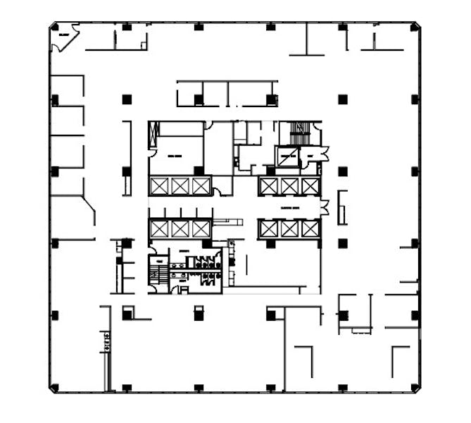 Suite S1100 / 23,070 SF/ $42,295 + Electricity