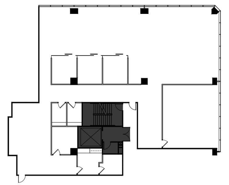 Suite S1950 / 5,765 SF/ $12,491 + Electricity