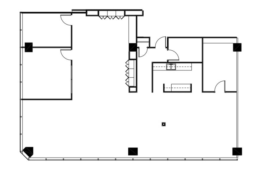 Suite S2310 / 2,848 SF/ $6,171 + Electricity