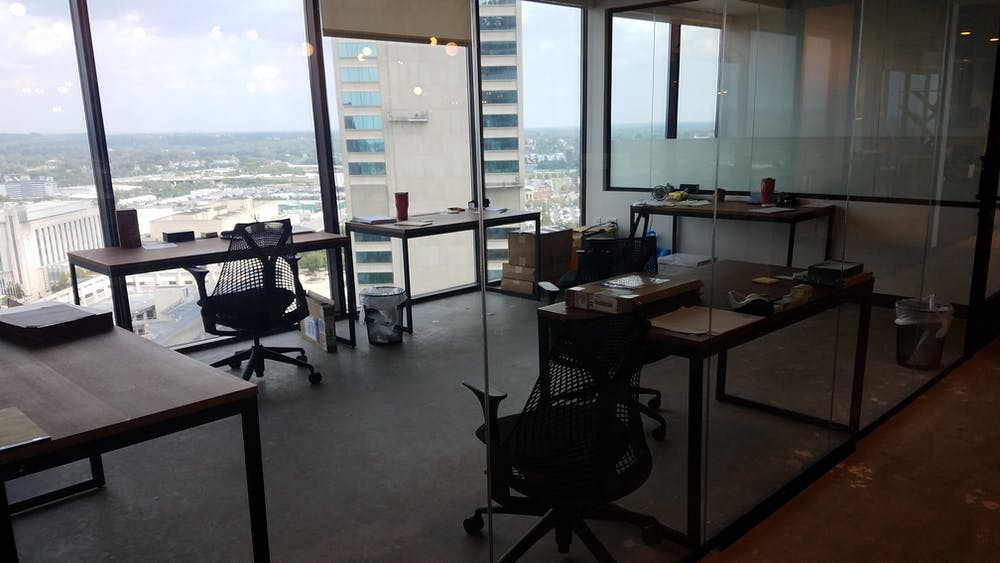CoWorking @ 414 Union St