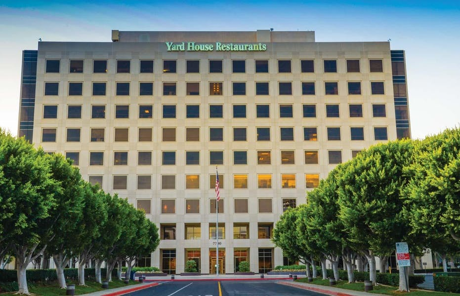 CoWorking & Flexible Office Space at 7700 Irvine Center Dr
