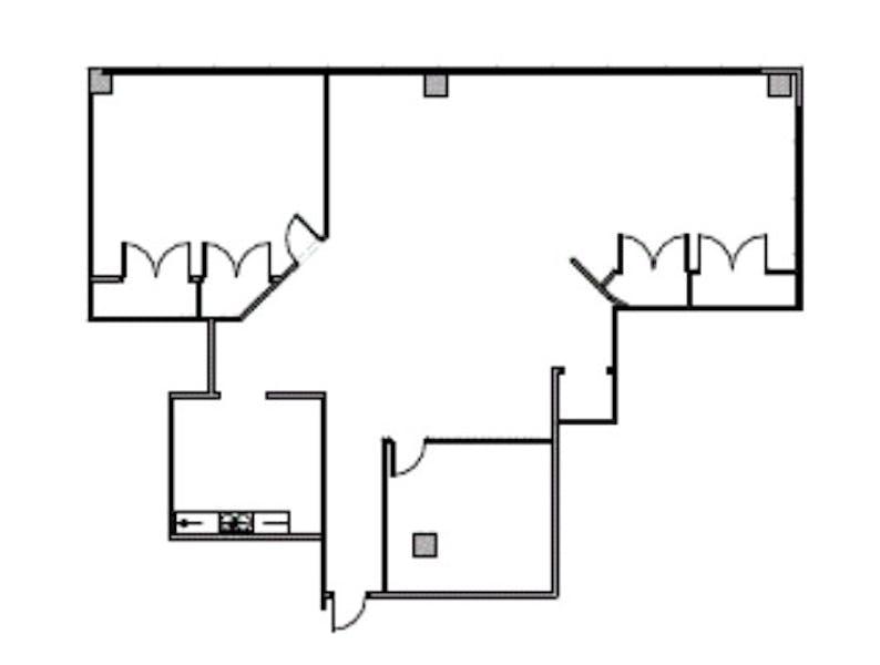 Suite 3180 / 2,557 SF/ $2,557 + Electricity