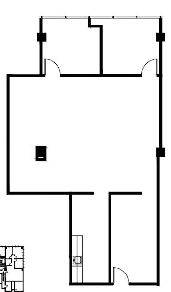 Suite 610 / 1,414 SF/ $2,298
