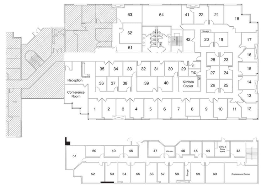 Business Workspaces and Meeting Rooms at Winchester Plaza