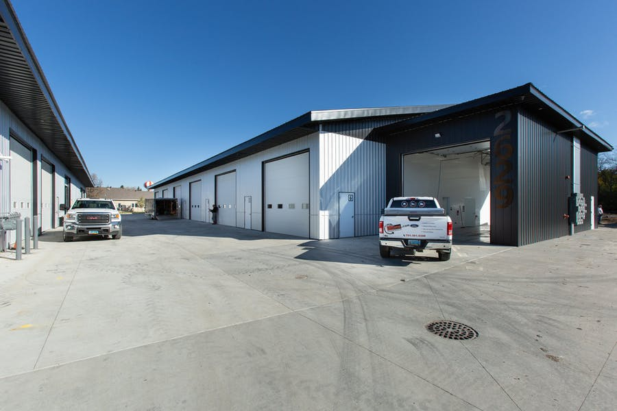 North Fargo Garages