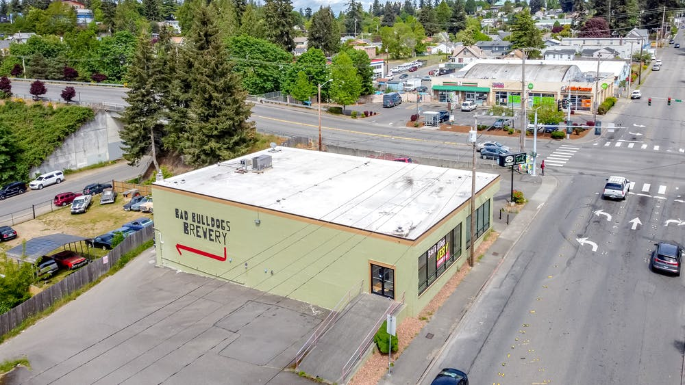 New! Two Corner Location Retail/Office Space