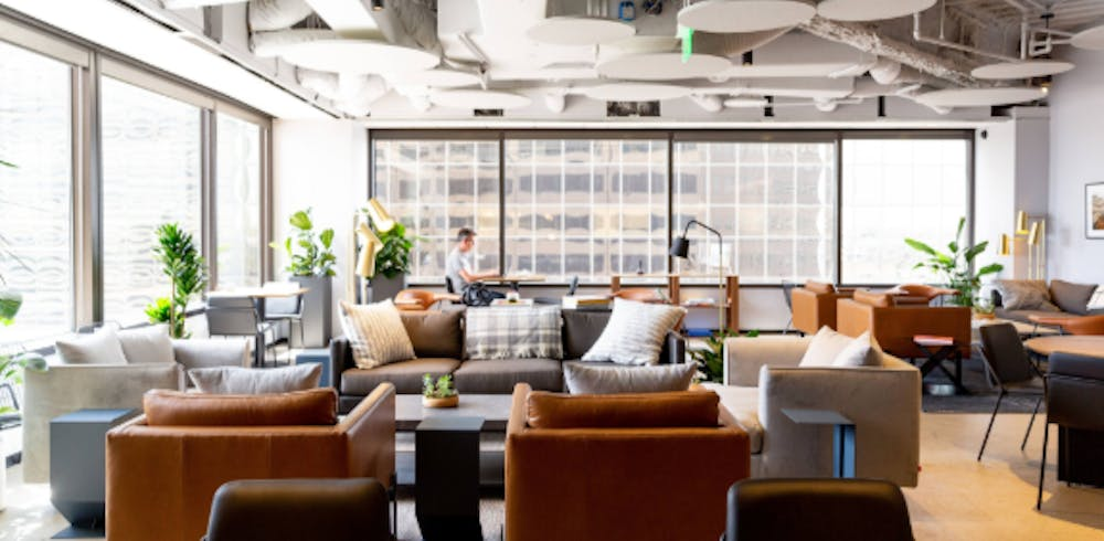 CoWorking at 309 E Paces Ferry Rd NE
