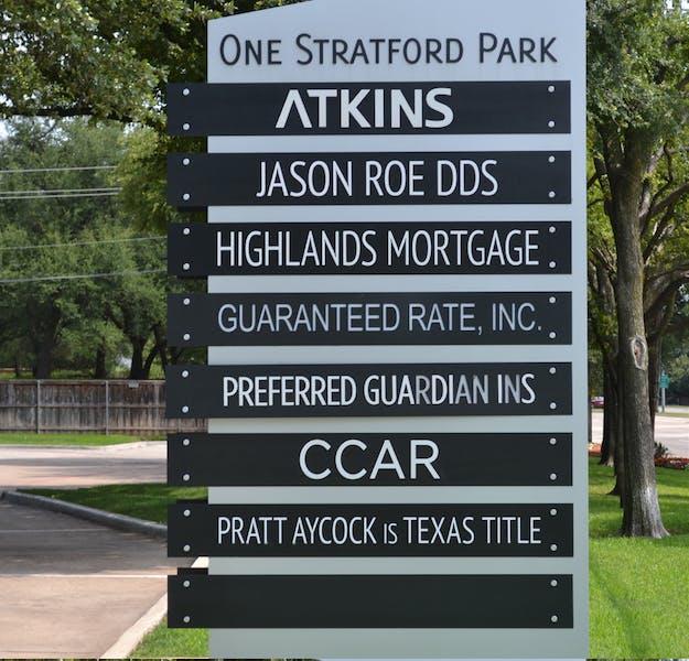 One Stratford Park