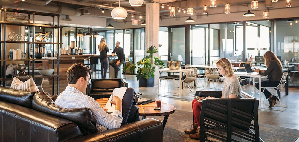 CoWorking at 1447 Peachtree St NE
